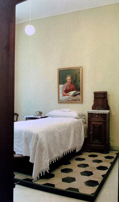 Stanza casa di Viareggio